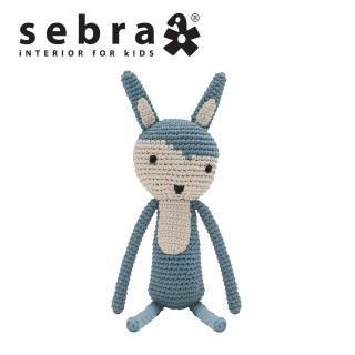 【sebra】粉彩世界鉤針兔子(2色選擇)