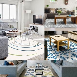 【范登伯格】卡西諾 現代流行進口地毯-共四款(160x230cm)