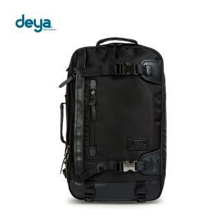 【deya】義式哥德機能三用背包-N66(後背/斜背/手提)