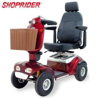【SHOPRIDER】TE-889SLF 必翔電動代步車(豪華高背款)