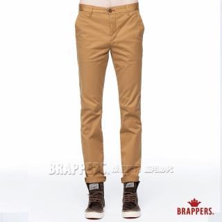 【BRAPPERS】男款 HC Cargo系列-彈性直統褲(卡其)