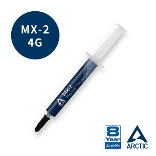 【Arctic-Cooling】MX-2散熱膏(4g)