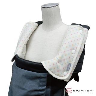 【Eightex】日製L型防污套2入(圓點象牙)