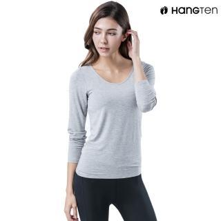 【HANG TEN】Bratop保暖衣女1入組_HT-B23004(HANG TEN/女內著)