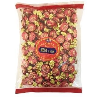 【威格】英國威格太妃糖巧克力 1000g