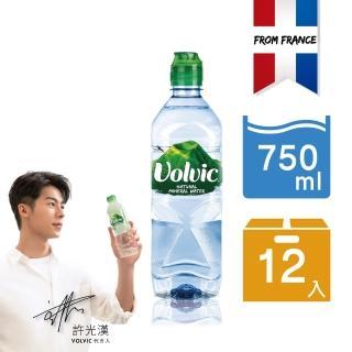 【Volivic 富維克】礦泉水750ml*12入