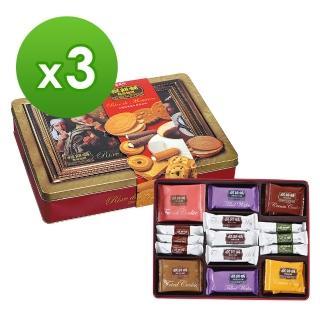 【盛香珍】糕餅舖禮盒520gX3盒(糕餅/禮盒/年節/西點)