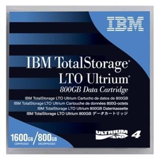 【IBM】LTO4 磁帶 800GB-1.6TB 一盒五卷