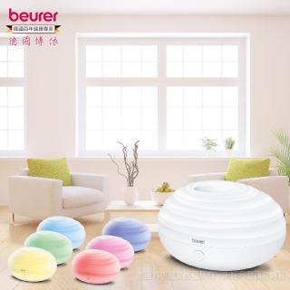 【beurer 德國博依】USB芳療水氧機 LA 20