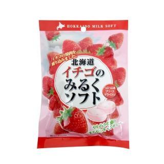 【Ribon 立夢】北海道草莓牛奶糖(60g)