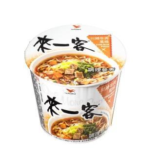 【統一】來一客川辣牛肉風味12入/箱