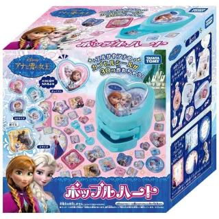 【TAKARA TOMY】Disney 迪士尼 冰雪奇緣心鑽立體貼紙(貼紙)