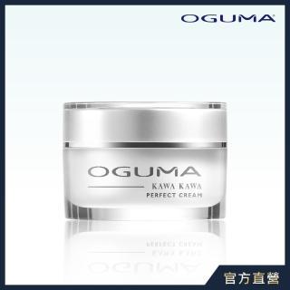 【OGUMA 水美媒】KAWA白金極緻全效乳霜(30ml X 1瓶)