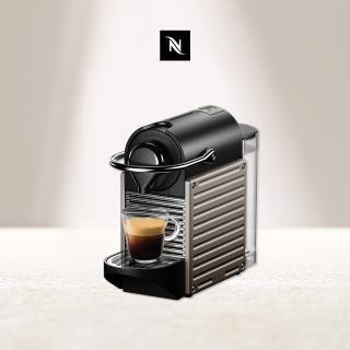 【Nespresso】膠囊咖啡機 Pixie 紅色(贈$350咖啡折扣金-可兌換約20顆咖啡膠囊)