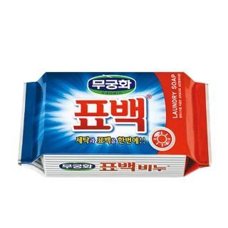 【韓國 MKH無窮花】亮彩漂白洗衣皂 230g