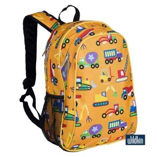 【Wildkin】兒童後背包/雙層式便利書包(67110怪手卡車)