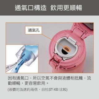 【ZOJIRUSHI 象印】超輕量OneTouch不鏽鋼真空保溫杯600ml(SM-SD60)
