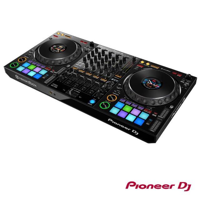 【Pioneer 先鋒】DDJ-1000 業界指標款控制器(rekordbox dj)