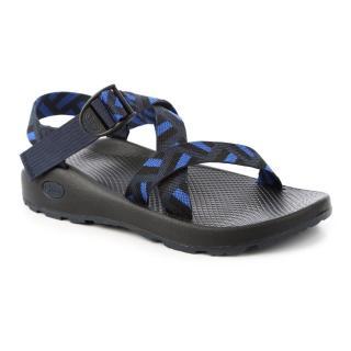 【CHACO】男 越野運動涼鞋-標準款CH-ZCM01HE10(潛隱深藍)