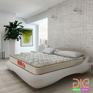 ~aie~天絲棉 竹碳紗 記憶膠蜂巢式獨立筒床墊~單人3.5尺 實惠型
