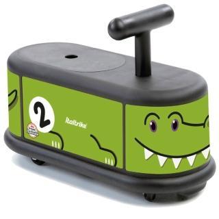 【Italtrike】義大利LACOSA滑步車-小鱷魚(跩克)