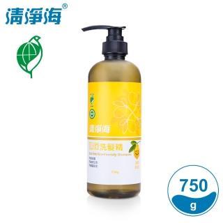 ~清淨海~檸檬系列環保洗髮精 750g