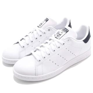 【adidas 愛迪達】Stan Smith 休閒 男鞋 女鞋 愛迪達 低筒 史密斯 白 藍(M20325)