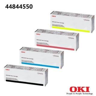 【OKI_ES8441 原廠紅色碳粉】44844550(OKI原廠紅色碳粉)