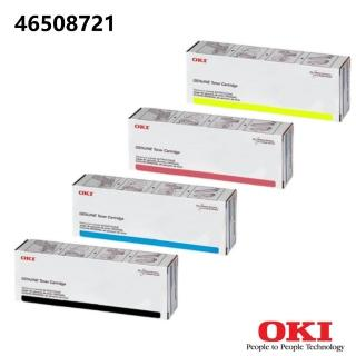 【OKI_MC363 原廠黃色碳粉】46508721(OKI原廠黃色碳粉匣)