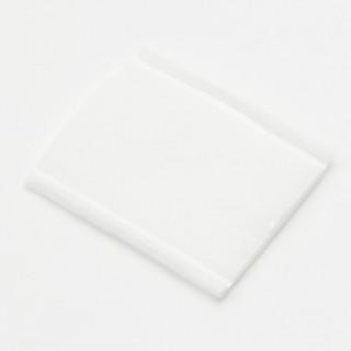 【MUJI 無印良品】壓邊化妝棉/189入