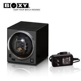 【BOXY 自動錶上鍊盒】BRICK系列-含變壓器(自由堆疊專利 動力儲存盒 機械錶專用 WATCH WINDER 搖錶器)