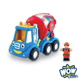 【WOW TOYS】水泥車 麥克