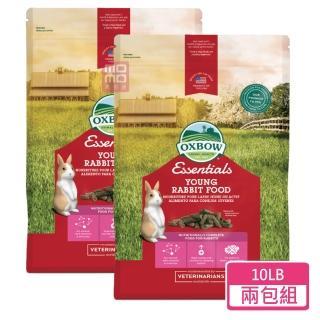 【OXBOW】活力幼兔配方飼料 - 10磅裝-2包入(OXBOW幼兔)