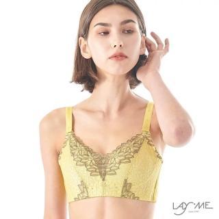 【LADY ME】超輕薄系列無鋼圈內衣褲(成套)