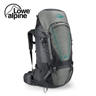 【Lowe Alpine】Diran ND 50:60 重裝背負 登山背包 灰石 #FMQ06(重裝背負)