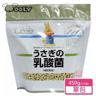 【日本WOOLY】㊣公司貨㊣硬乳酸菌-450g-小動物營養品(WOOLY 硬乳酸菌)