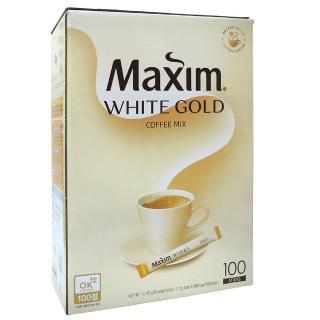【Maxim】白金咖啡-100入(1170g)