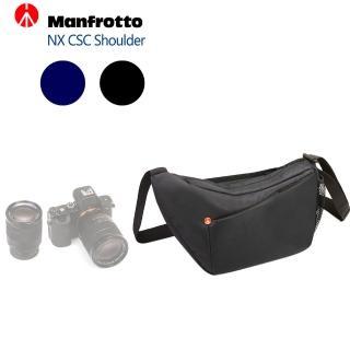 【Manfrotto 曼富圖】開拓者微單眼肩背包 NX Shoulder Bag CSC