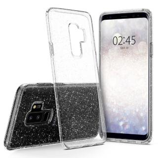 【Spigen】Galaxy S9+ Liquid Crystal-超輕薄型彈性保護殼