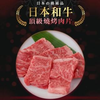【好神】日本頂級和牛霜降厚切肉片2盒組(約10-15片-100g/盒)