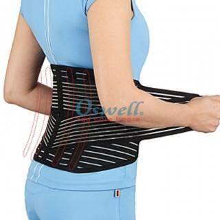 【oswell】S-51加強型護腰(固定肌肉拉傷或韌帶扭傷)