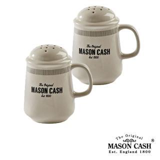 【MASON CASH】BAKER LANE系列陶瓷粉篩罐(二入組)