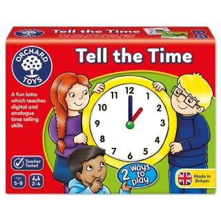 【Orchard Toys】幼兒桌遊-我的一天(Tell the Time Game)