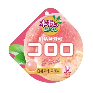 【味覺糖】酷露露Q糖-水蜜桃味(40g)