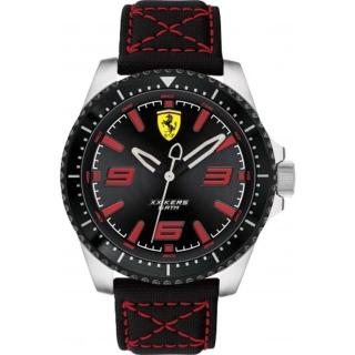 【Ferrari 法拉利】時尚競速狂風腕錶(0830483)