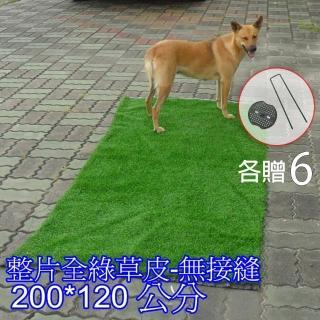 【園藝世界】人造草皮-200*120公分