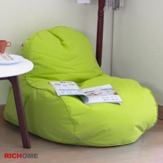 【RICHOME】豆豆樂舒適懶骨頭沙發/單人沙發/和室椅(3色)