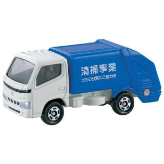 【TOMICA】NO.045 豐田 清掃垃圾車(多美小汽車)
