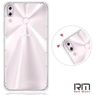 【RedMoon】ASUS ZenFone5 / 5Z 6.2吋 防摔氣墊透明TPU手機軟殼(ZE620KL/ZS620KL)
