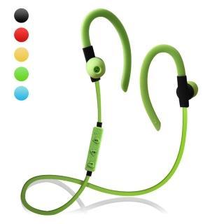 【YANG YI 揚邑】YS55運動立體聲耳掛入耳式IPX4級防潑水時尚藍牙耳機